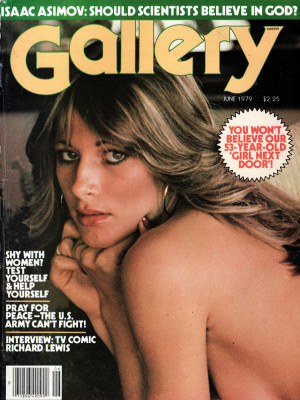 Gallery Magazine - June 1979