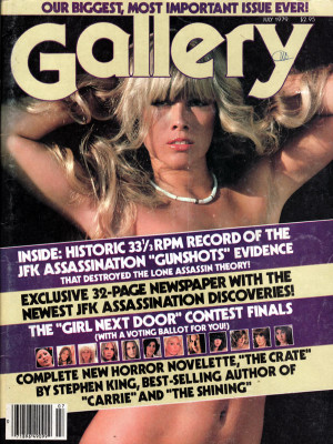 Gallery Magazine - July 1979