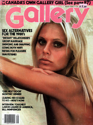 Gallery Magazine - September 1979