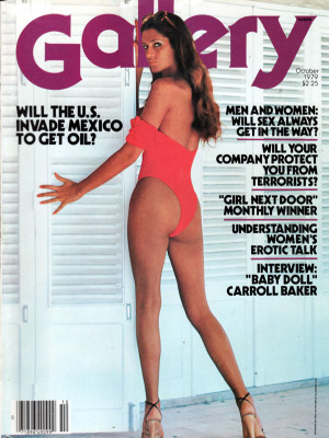 Gallery Magazine - October 1979