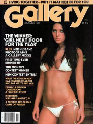 Gallery Magazine - November 1979