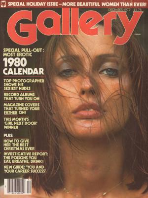 Gallery Magazine - December 1979