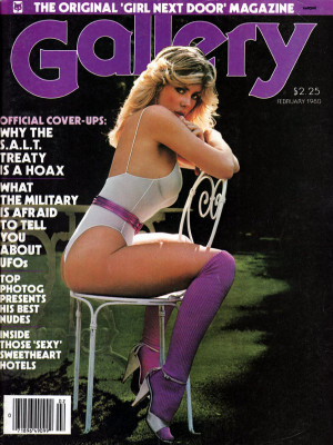 Gallery Magazine - February 1980