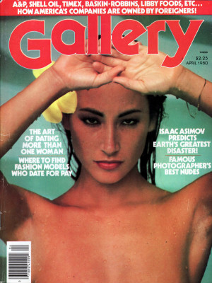 Gallery Magazine - April 1980