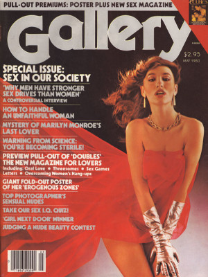 Gallery Magazine - May 1980