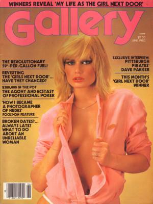 Gallery Magazine - June 1980