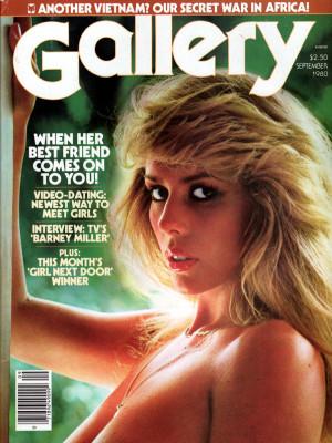 Gallery Magazine - September 1980
