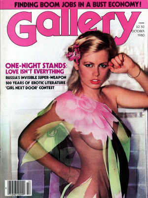 Gallery Magazine - October 1980