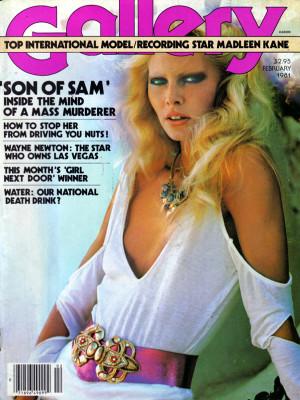Gallery Magazine - February 1981