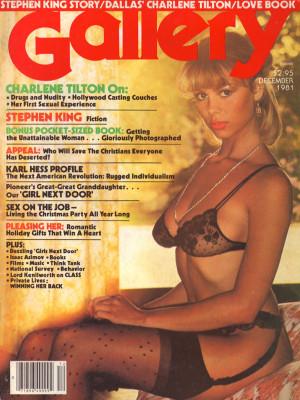 Gallery Magazine - December 1981