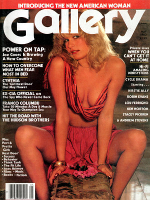 Gallery Magazine - May 1982