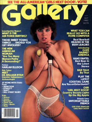 Gallery Magazine - July 1982