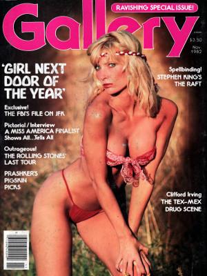 Gallery Magazine - November 1982