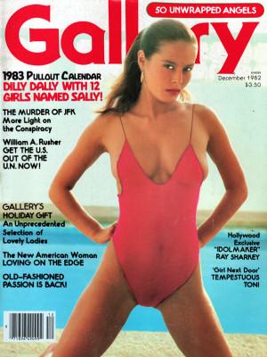 Gallery Magazine - December 1982