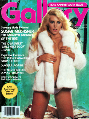 Gallery Magazine - January 1983