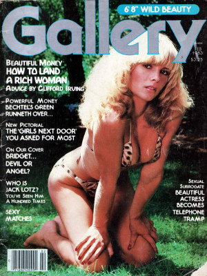 Gallery Magazine - February 1983
