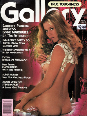 Gallery Magazine - April 1983