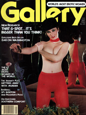 Gallery Magazine - May 1983