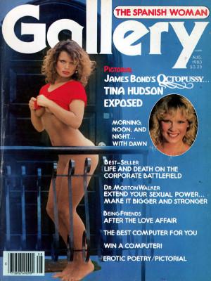 Gallery Magazine - August 1983