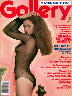 Gallery Magazine - September 1983