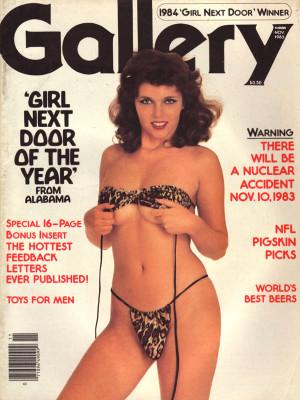 Gallery Magazine - November 1983