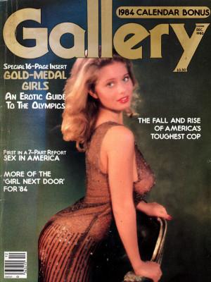 Gallery Magazine - December 1983