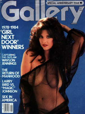 Gallery Magazine - January 1984