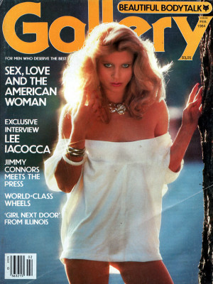 Gallery Magazine - February 1984