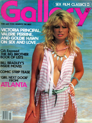 Gallery Magazine - March 1984