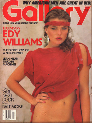 Gallery Magazine - April 1984