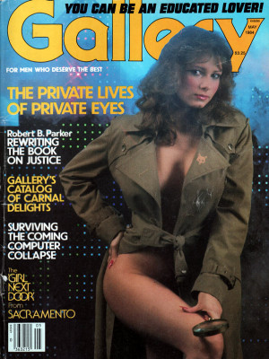 Gallery Magazine - May 1984