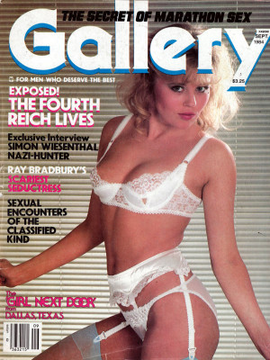 Gallery Magazine - September 1984