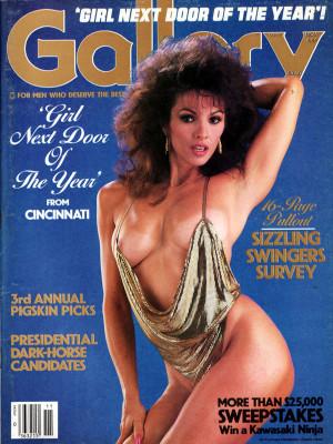 Gallery Magazine - November 1984