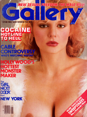Gallery Magazine - January 1985