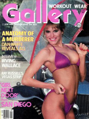Gallery Magazine - April 1985