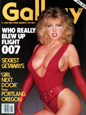 Gallery Magazine - May 1985
