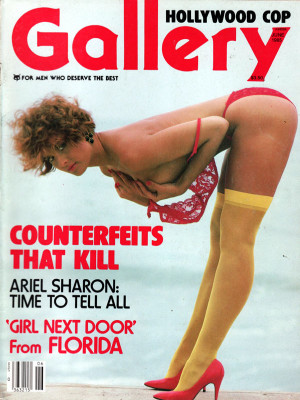 Gallery Magazine - June 1985