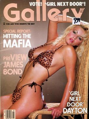Gallery Magazine - July 1985