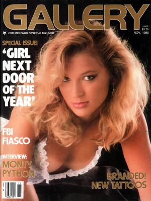 Gallery Magazine - November 1985