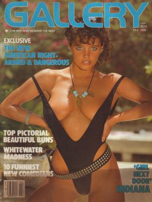 Gallery Magazine - February 1986