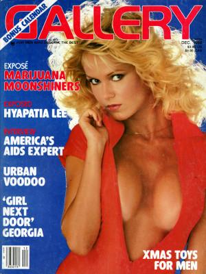 Gallery Magazine - December 1986