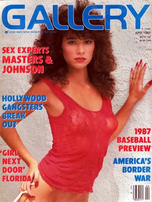 Gallery Magazine - April 1987
