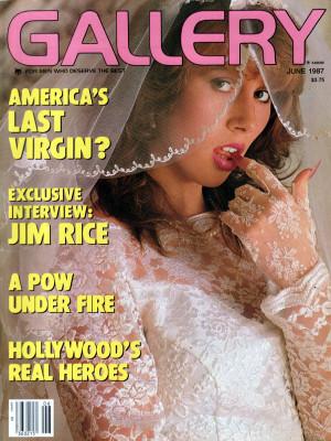 Gallery Magazine - June 1987