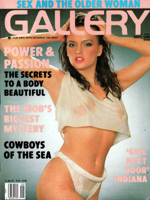 Gallery Magazine - September 1989