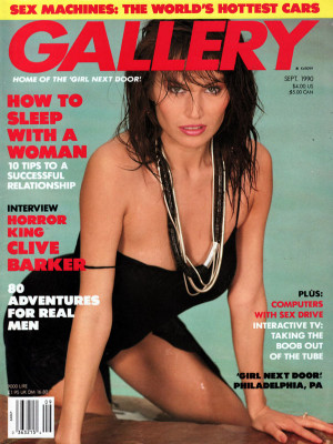 Gallery Magazine - September 1990