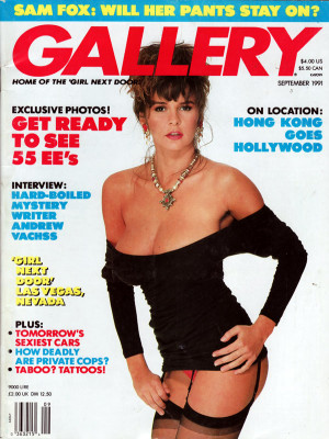 Gallery Magazine - September 1991