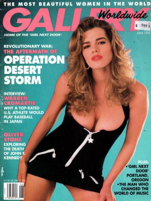 Gallery Magazine - June 1992
