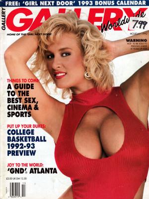 Gallery Magazine - Holiday 1992