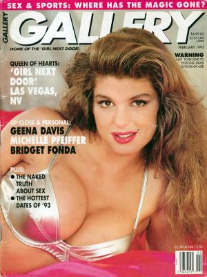 Gallery Magazine - February 1993