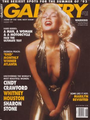 Gallery Magazine - August 1993